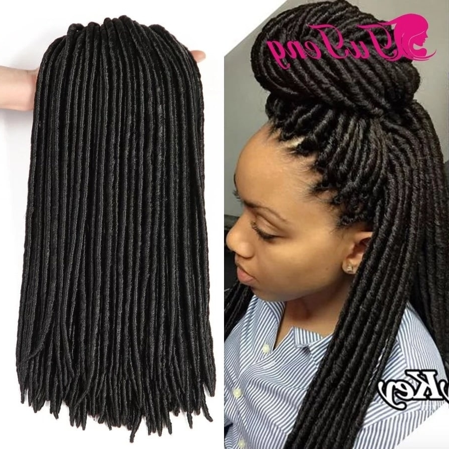 Photo Gallery Of Nigerian Braid Hairstyles Viewing 2 Of 15 Photos