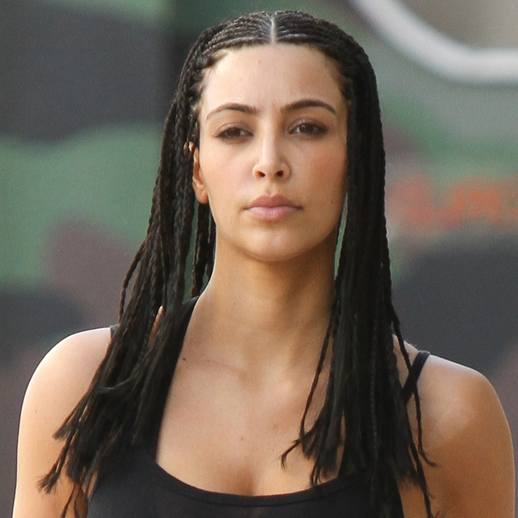 Patrick Schwarzenegger, Kim Kardashian & 9 Stars Who Should Never With Widely Used Kim Kardashian Braided Hairstyles (View 13 of 15)