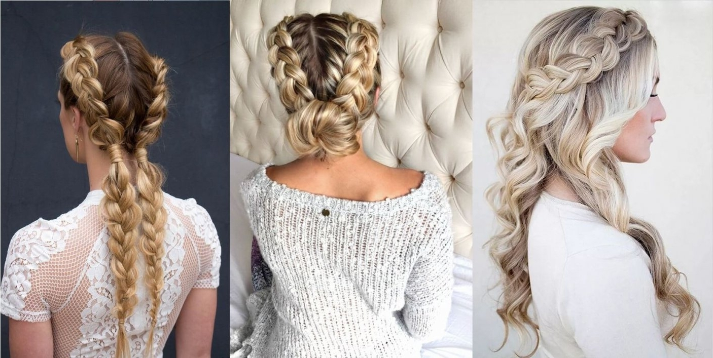 Perfect & Easy Braided Hairstyles – That You Desire For – Media With Most Current Easy Braided Hairstyles (View 10 of 15)