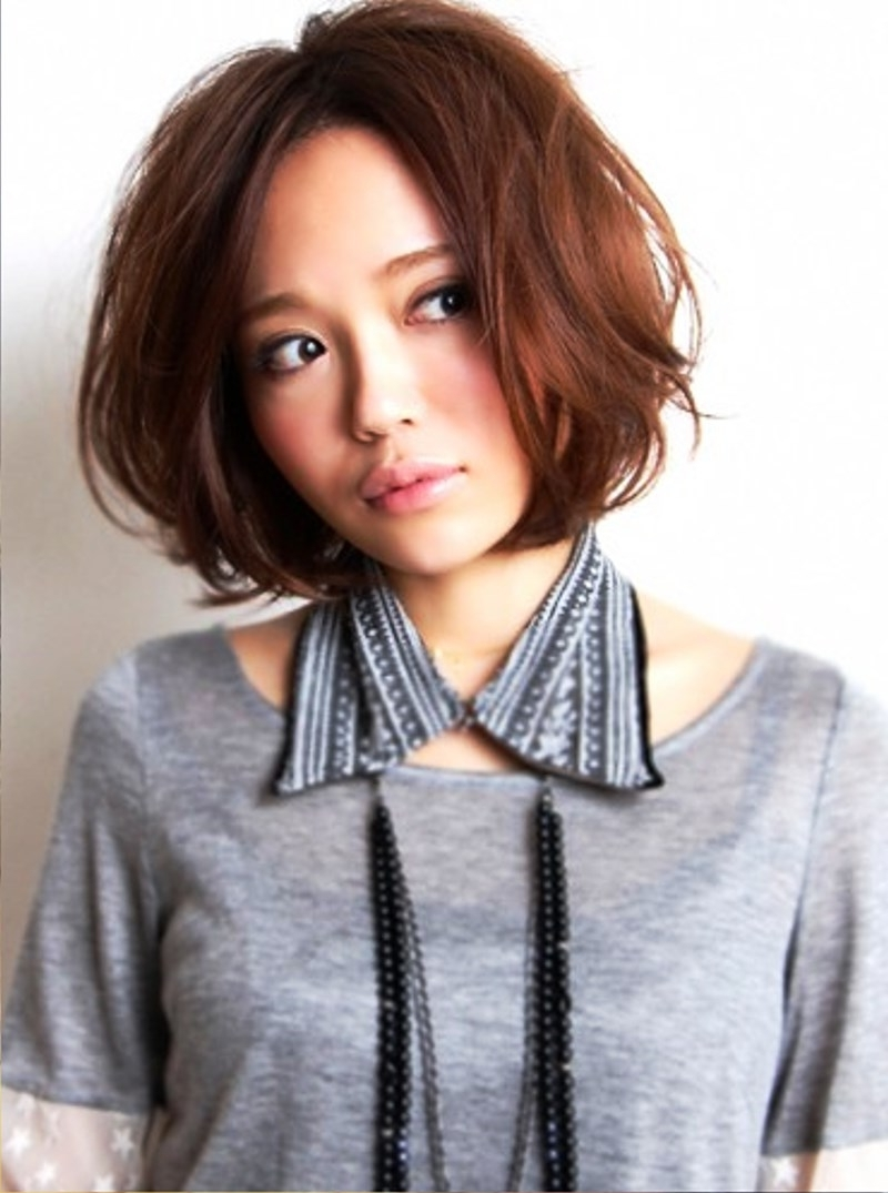 Pictures Of Stylish Short Japanese Haircut For Girls Within Well Liked Japanese Braided Hairstyles (View 13 of 15)