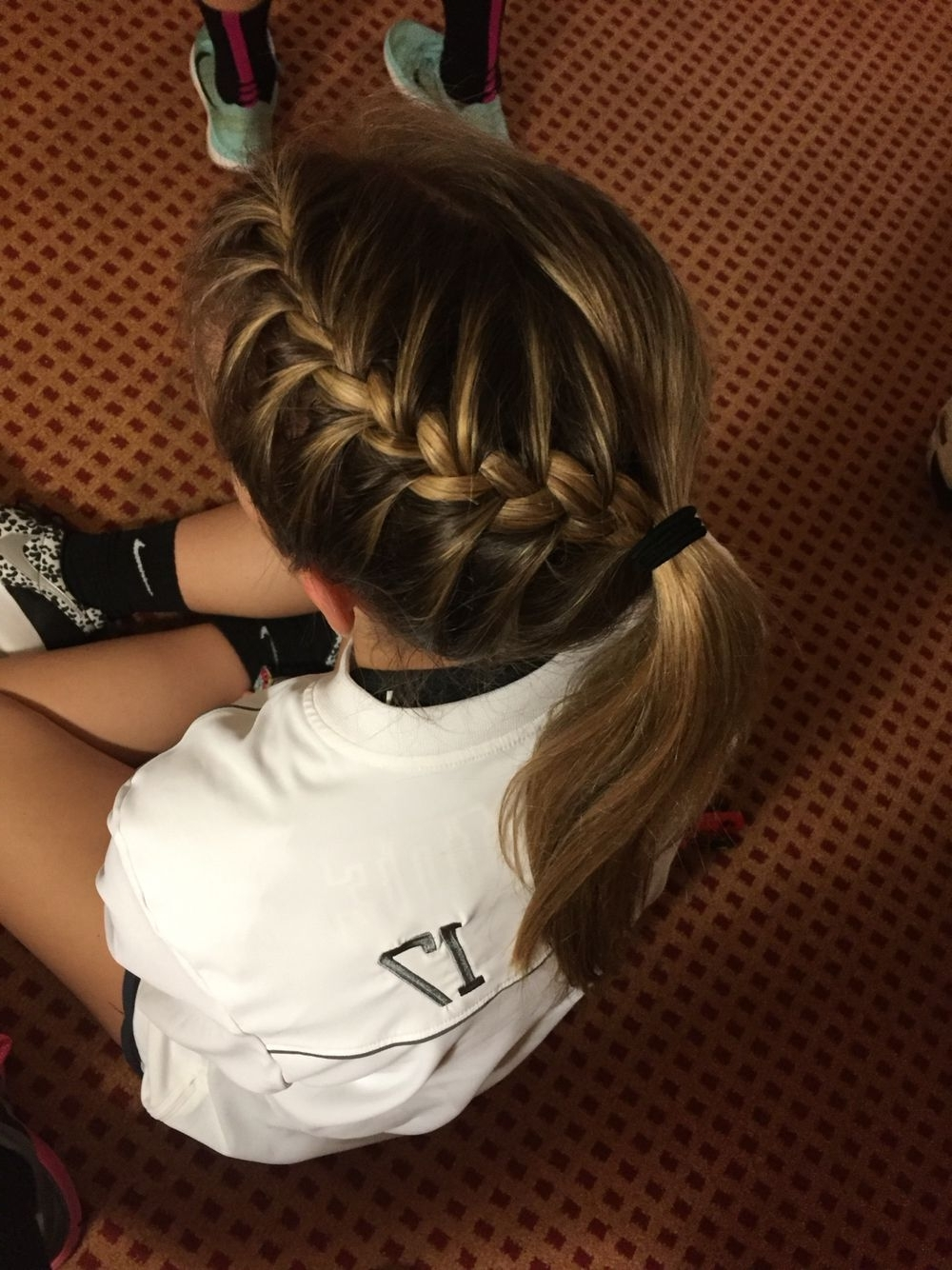 Pinterest For Best And Newest Braided Hairstyles For Runners (View 5 of 15)