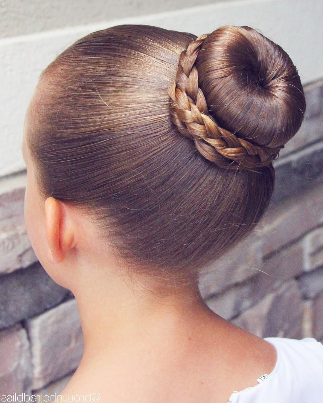 Pinterest In Favorite Braided Gymnastics Hairstyles (View 12 of 15)