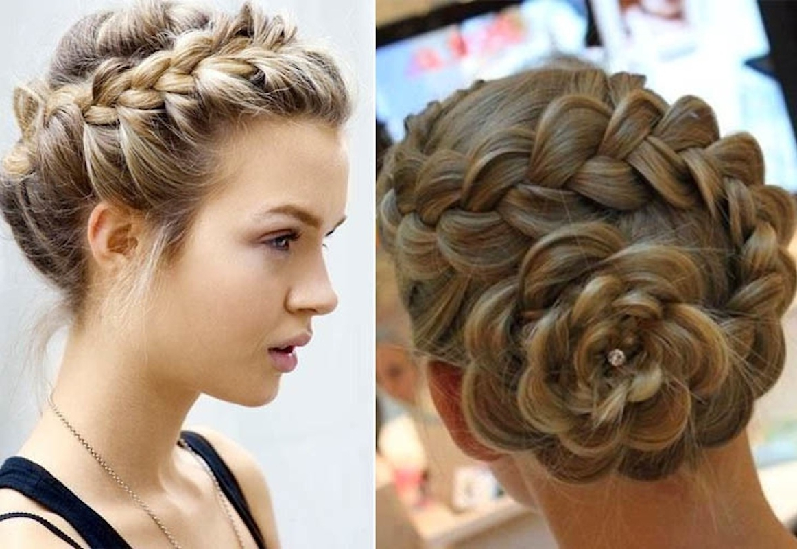Popular Braided Hairstyles For Dance For Ballet Bun Hairstyles – Fly Gyal Dance (View 12 of 15)