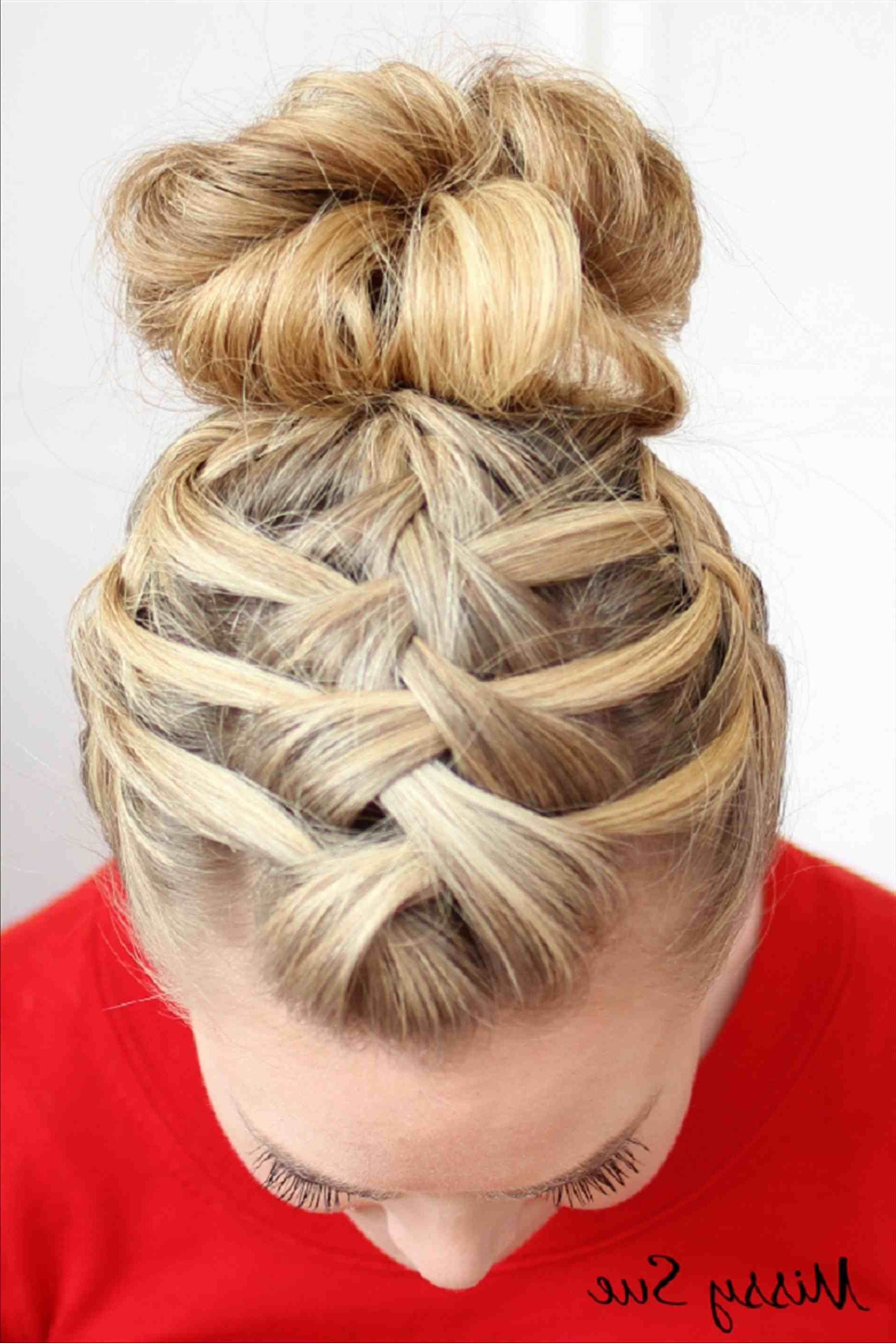 Preferred Braided Hairstyles For Dance Inside Updo Hairstyles For Girls Workout Great Braided Hairstyles Dance (View 13 of 15)
