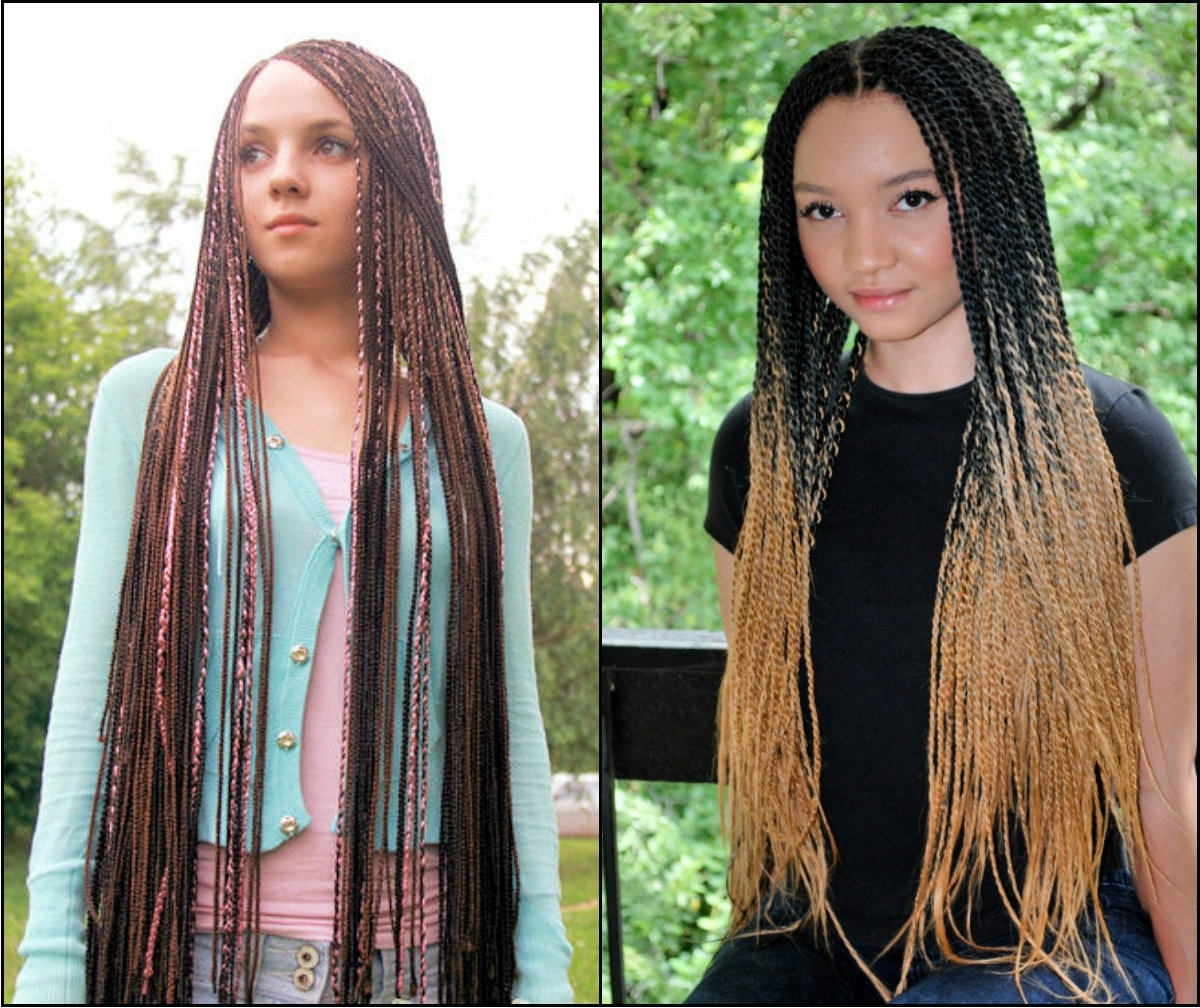 Preferred Braided Hairstyles For White Girl Throughout Box Braided Hairstyles For Teens White Girl Box Braids Hairstyles To (View 14 of 15)