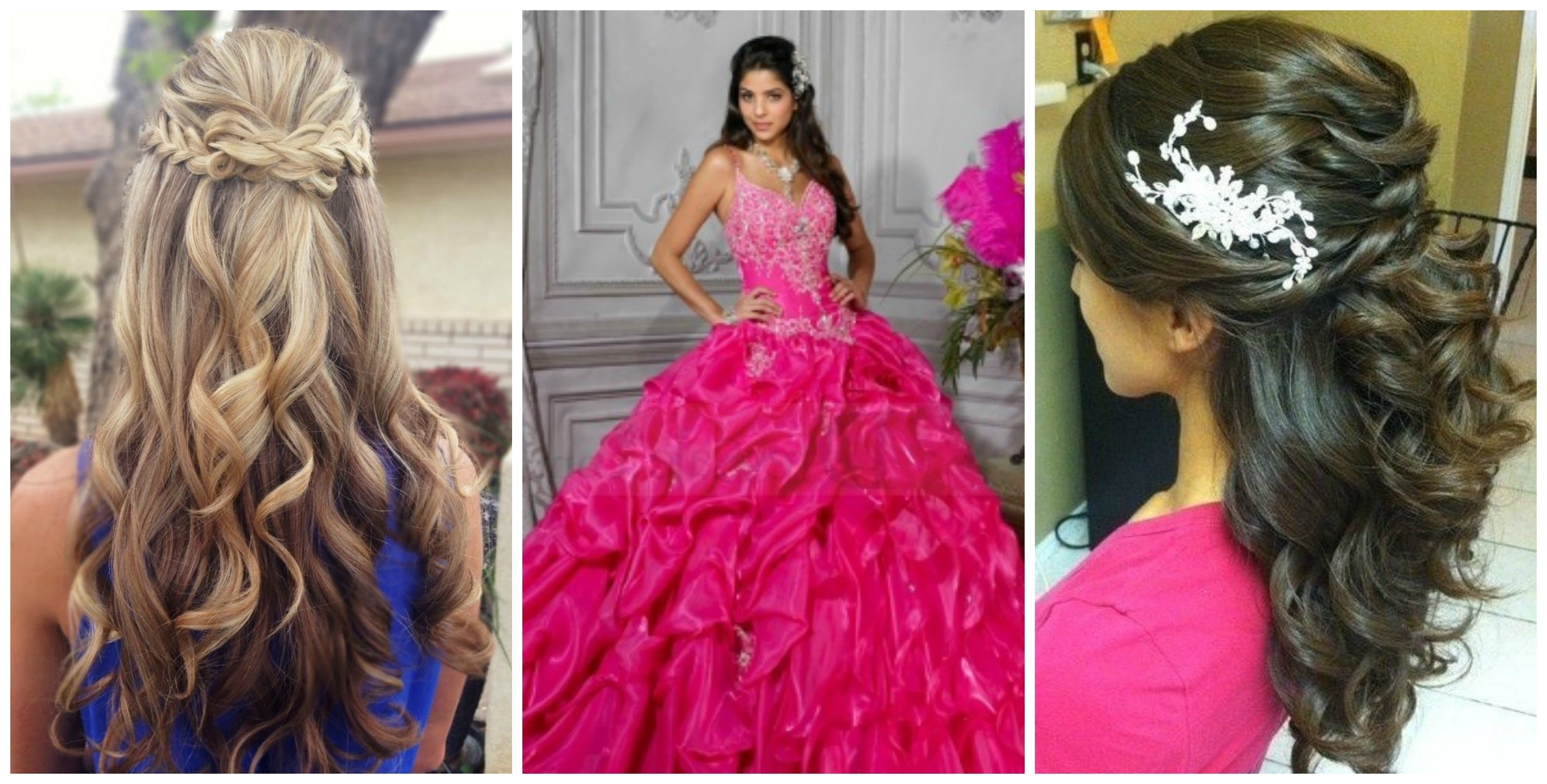 Preferred Braided Quinceaneras Hairstyles Within The Perfect Quince Hairstyle For Your Dress! – Quinceanera (View 8 of 15)
