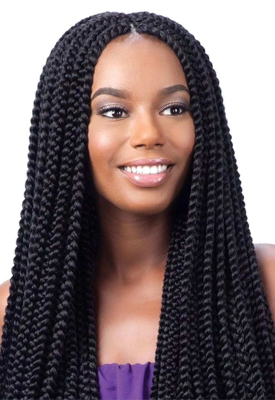 Preferred Nigerian Braid Hairstyles Regarding Nigerian Braids Hairstyles Pictures Gallery 2017 2018 ▷ Tuko.co (View 14 of 15)