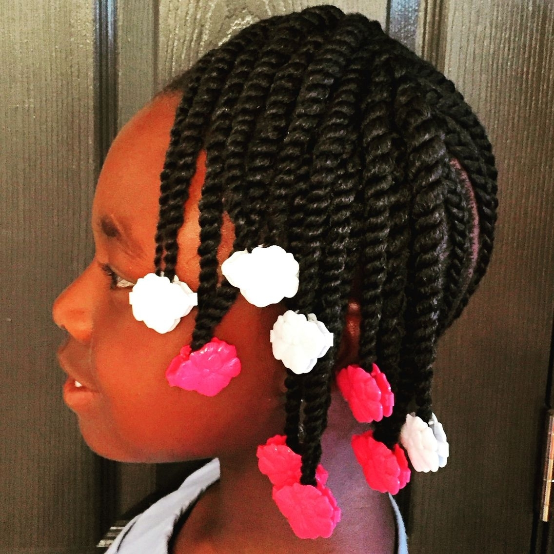 Ready For Easter And Spring Break Thanks To The Hair Geek! Braids In Widely Used Easter Braid Hairstyles (Gallery 8 of 15)