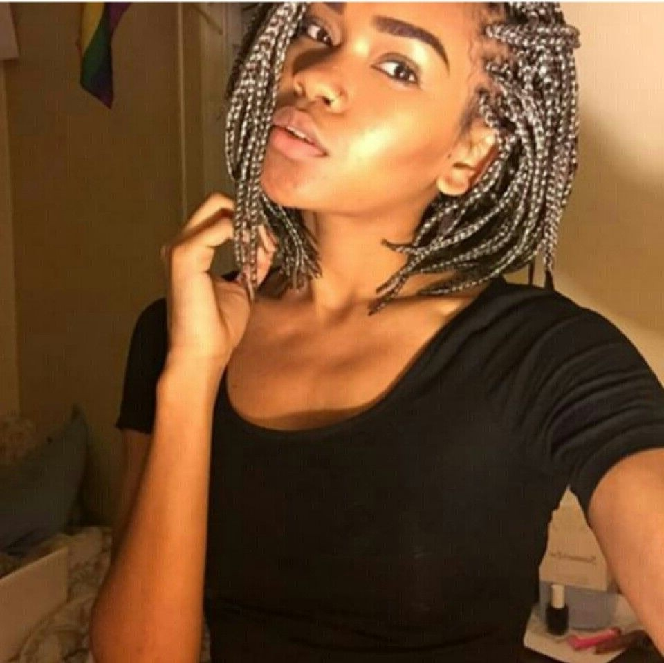 Recent Ebony Braided Hairstyles With Regard To Braided Hairstyles With Color Fresh 50 Ebony Girls Hairstyles To Try (Gallery 15 of 15)