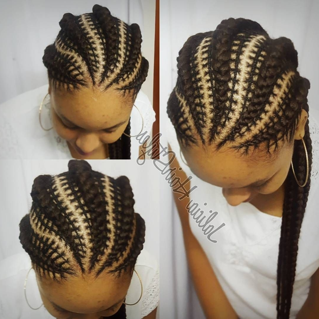 Featured Photo of Jalicia Braid Hairstyles
