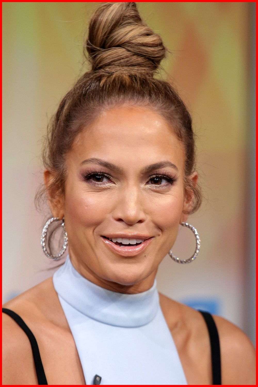 Recent Jennifer Lopez Braided Hairstyles Within Jennifer Lopez Updos Hairstyles Gallery – Hair Extensions For Short Hair (Gallery 4 of 15)
