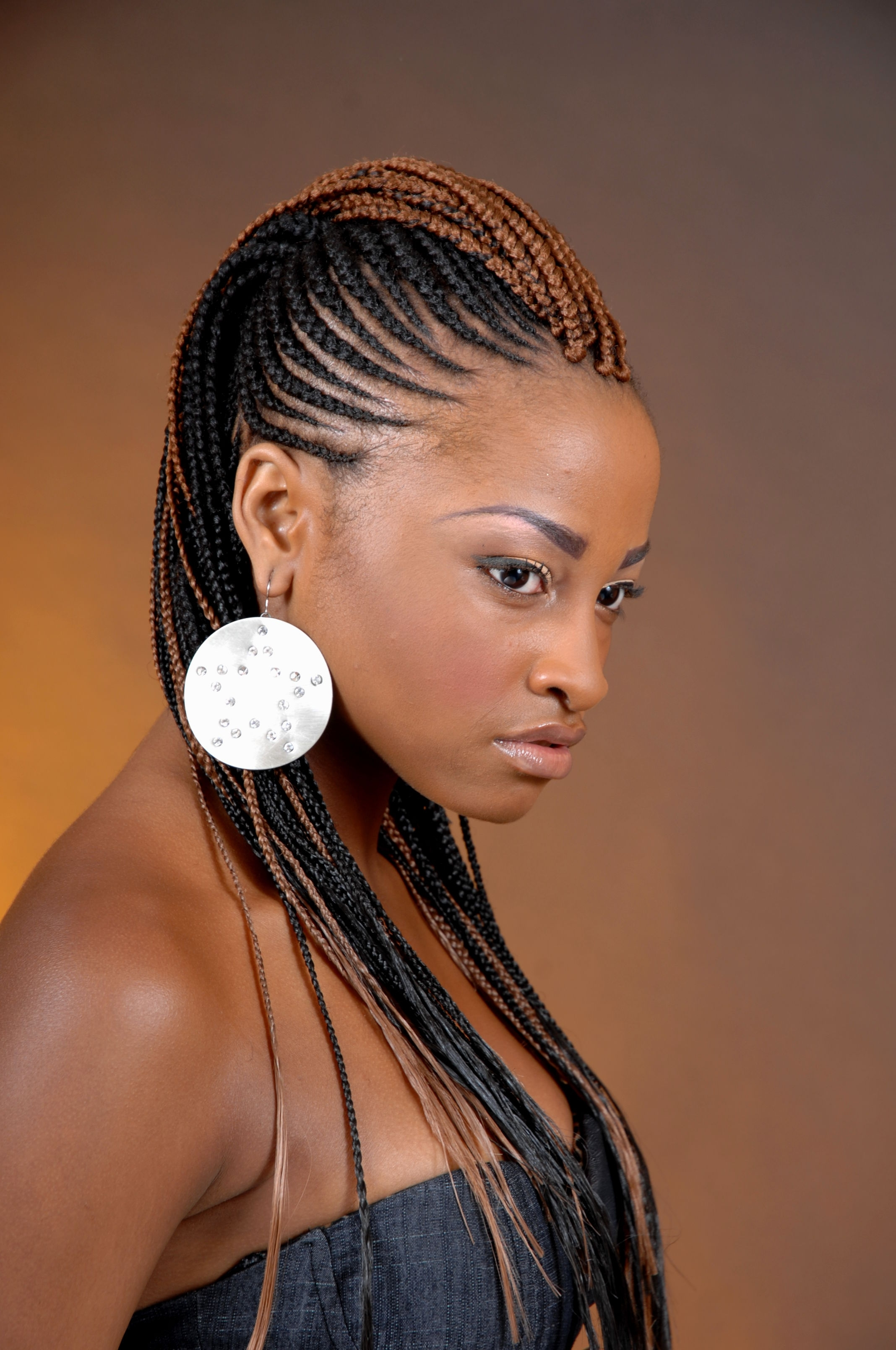 Surprising New Braids Hairstyles Latest In Kenya French Nigerian In 2018 Braided Hairstyles For Kenyan Ladies (View 12 of 15)