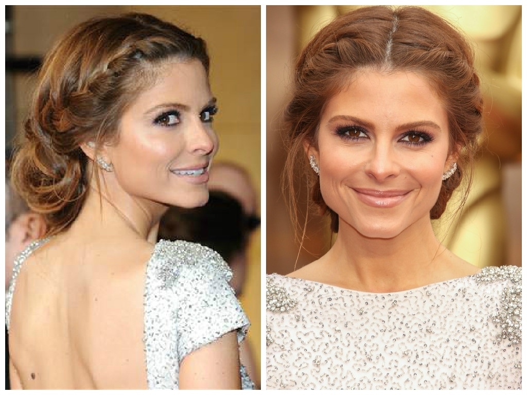 The Best Hairstyles With Center Part – Hair World Magazine Regarding Best And Newest Middle Part Braided Hairstyles (View 12 of 15)
