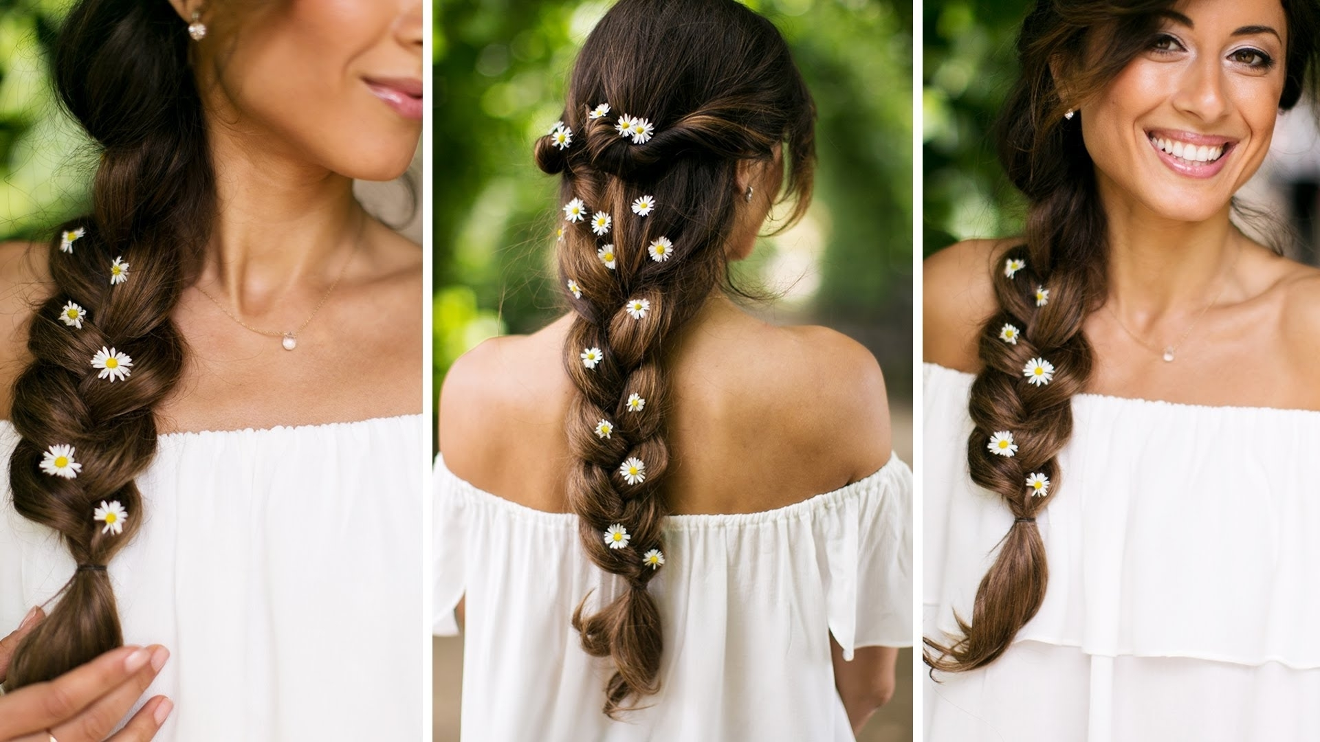 Featured Photo of Braided Hairstyles For Summer