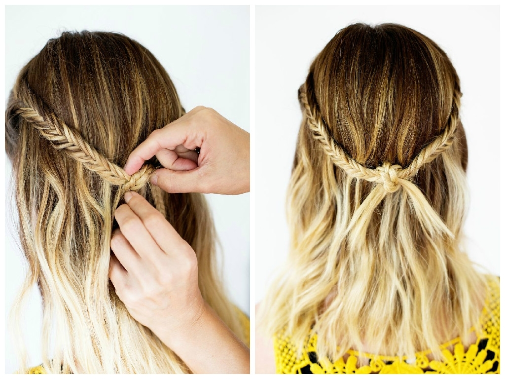 Trendy Braided Hairstyles For Layered Hair For Braids For Medium Length Hair – Hair World Magazine (View 14 of 15)