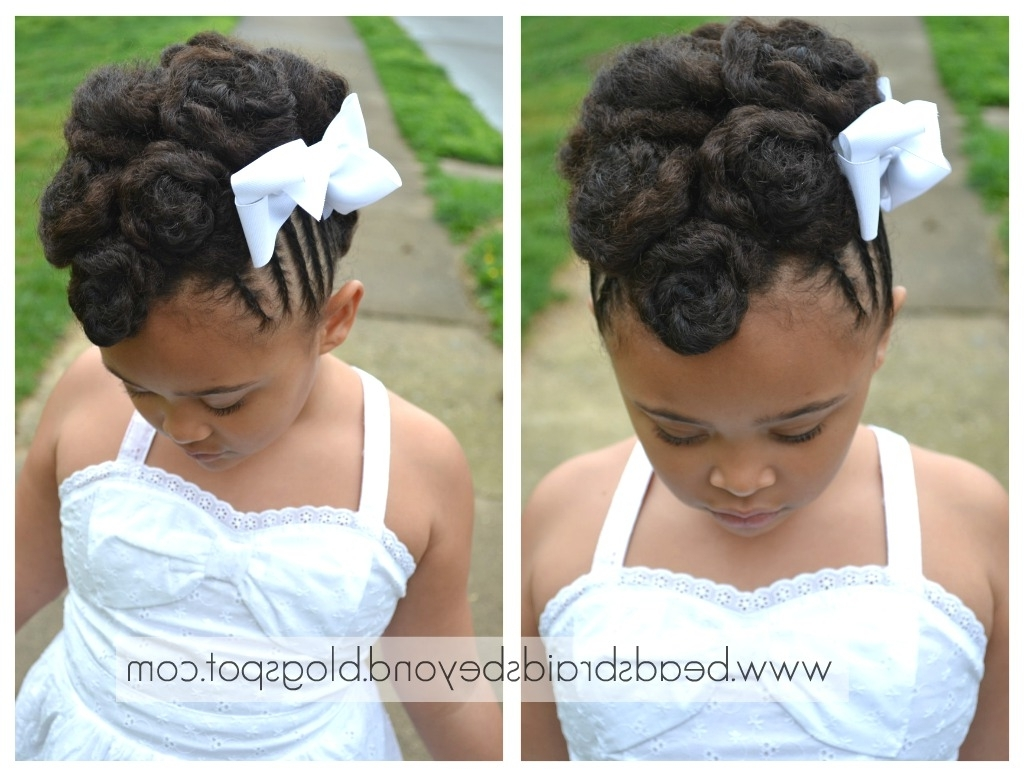 Trendy Easter Braid Hairstyles Intended For Easter Hairstyles For Little Girls Natural Hair (View 13 of 15)