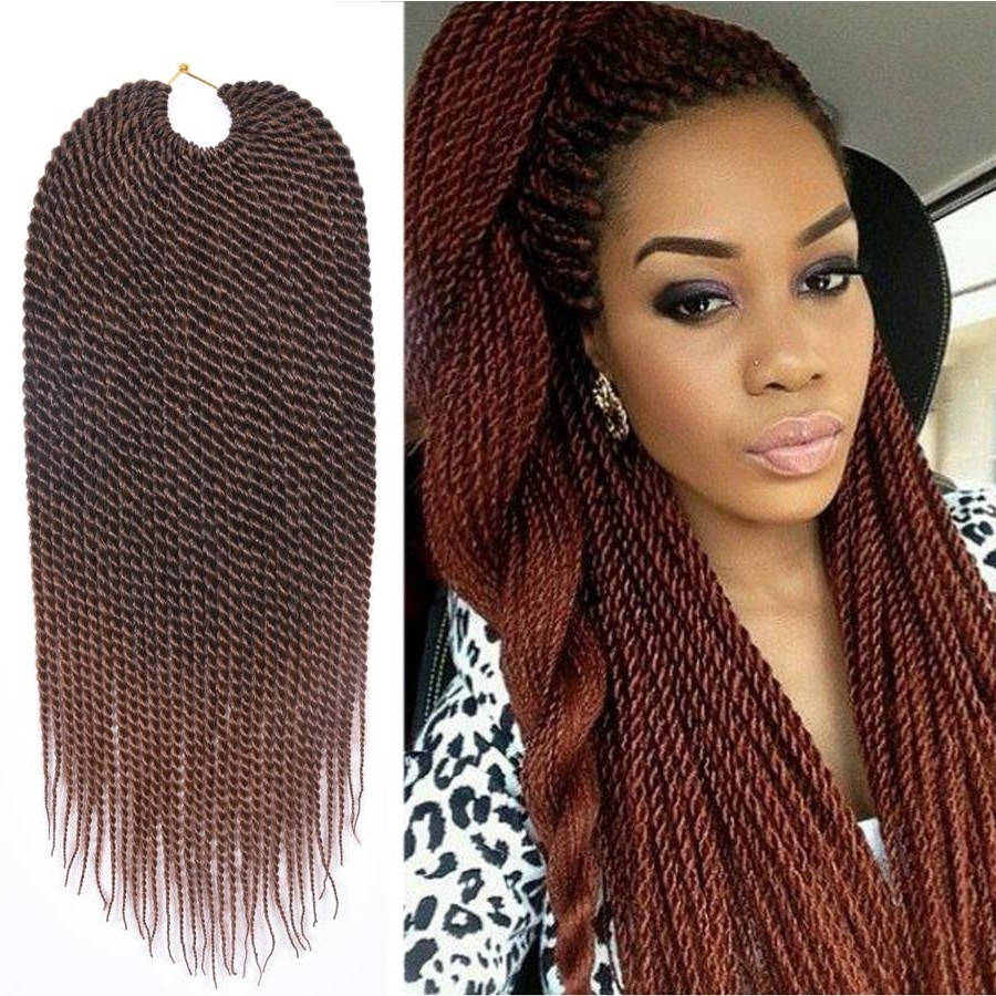 Trendy Senegalese Braided Hairstyles Intended For Tomo 1416182022 30roots Senegalese Twist Crochet Braids Small Twist (View 6 of 15)