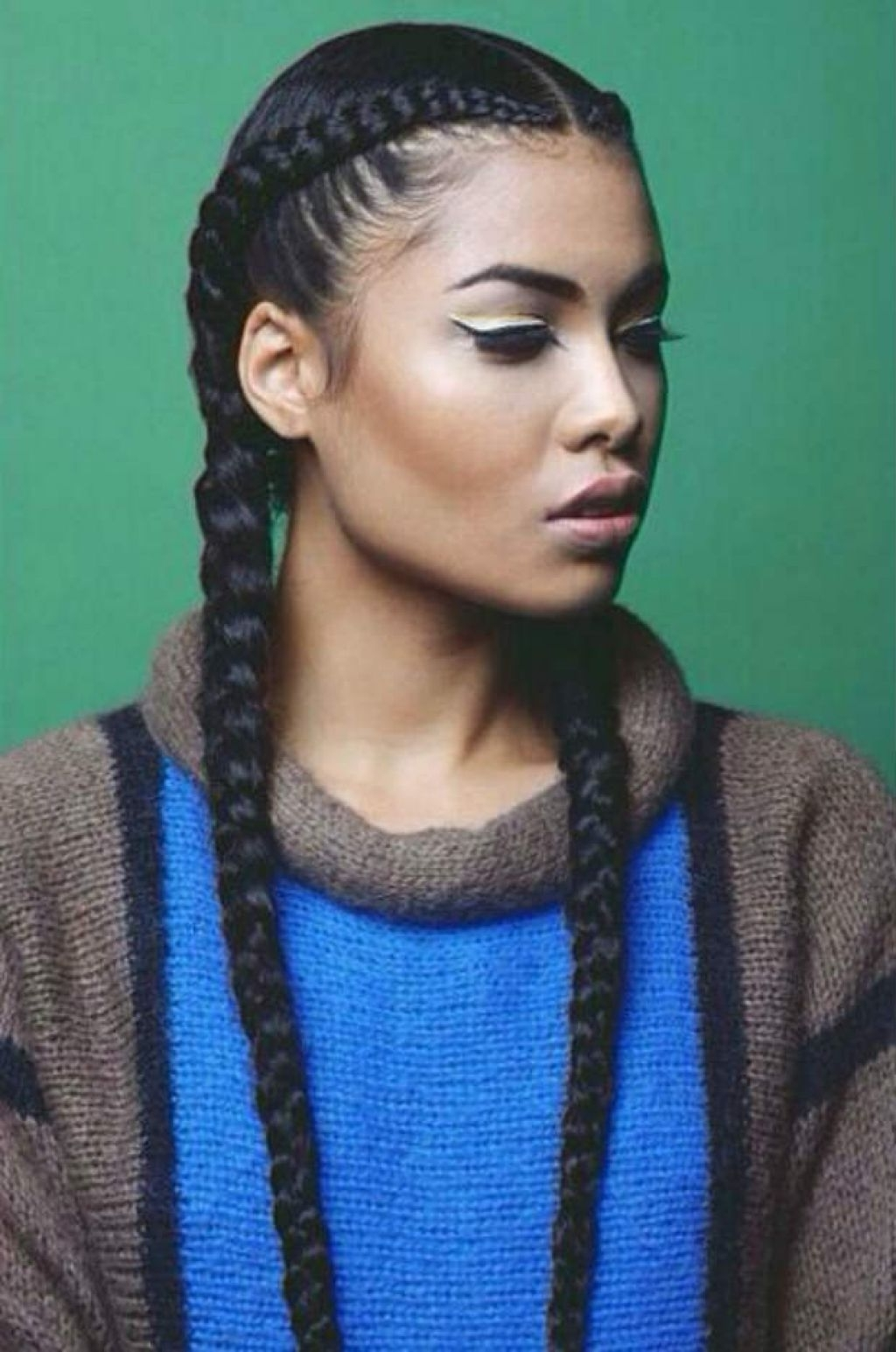 Two Braid Hairstyles – Cute Hairstyles For Girls With Braids Long In Well Liked Braided Hairstyles With Two Braids (View 12 of 15)
