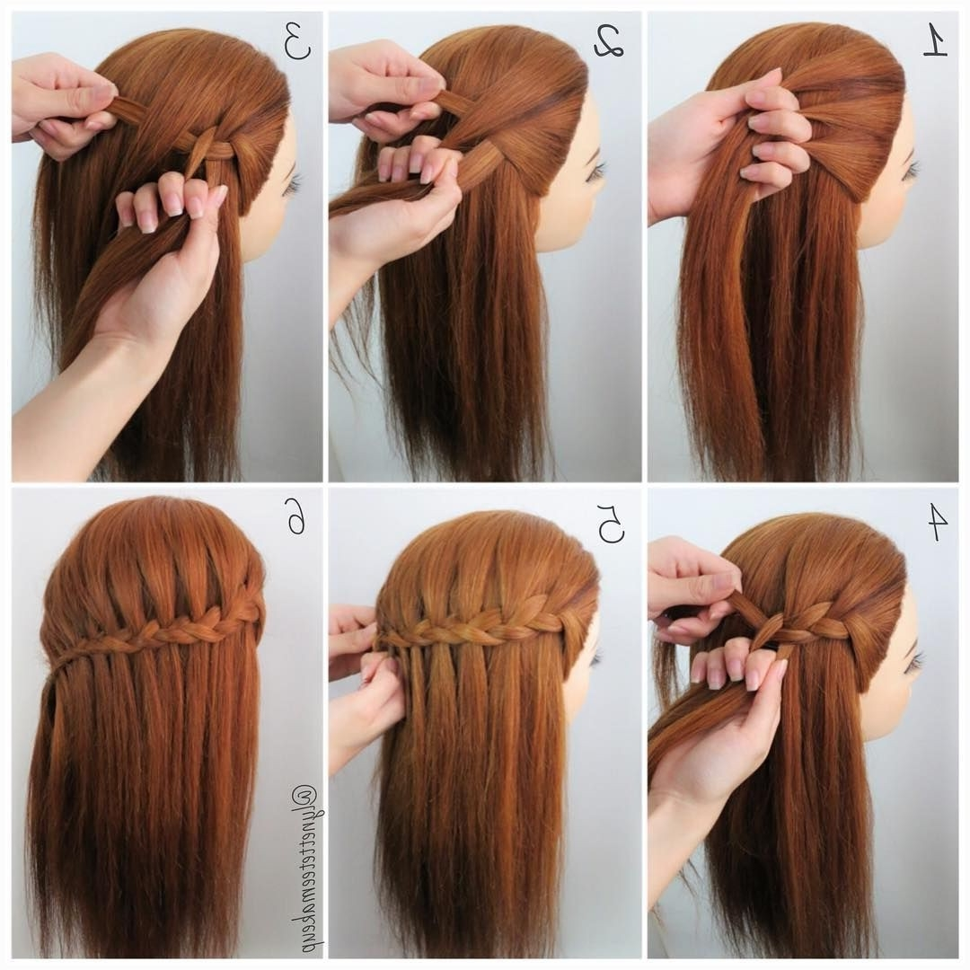 Unique Braid Hairstyles Graduation – Life Style Info Pertaining To 2018 Braided Graduation Hairstyles (View 11 of 15)