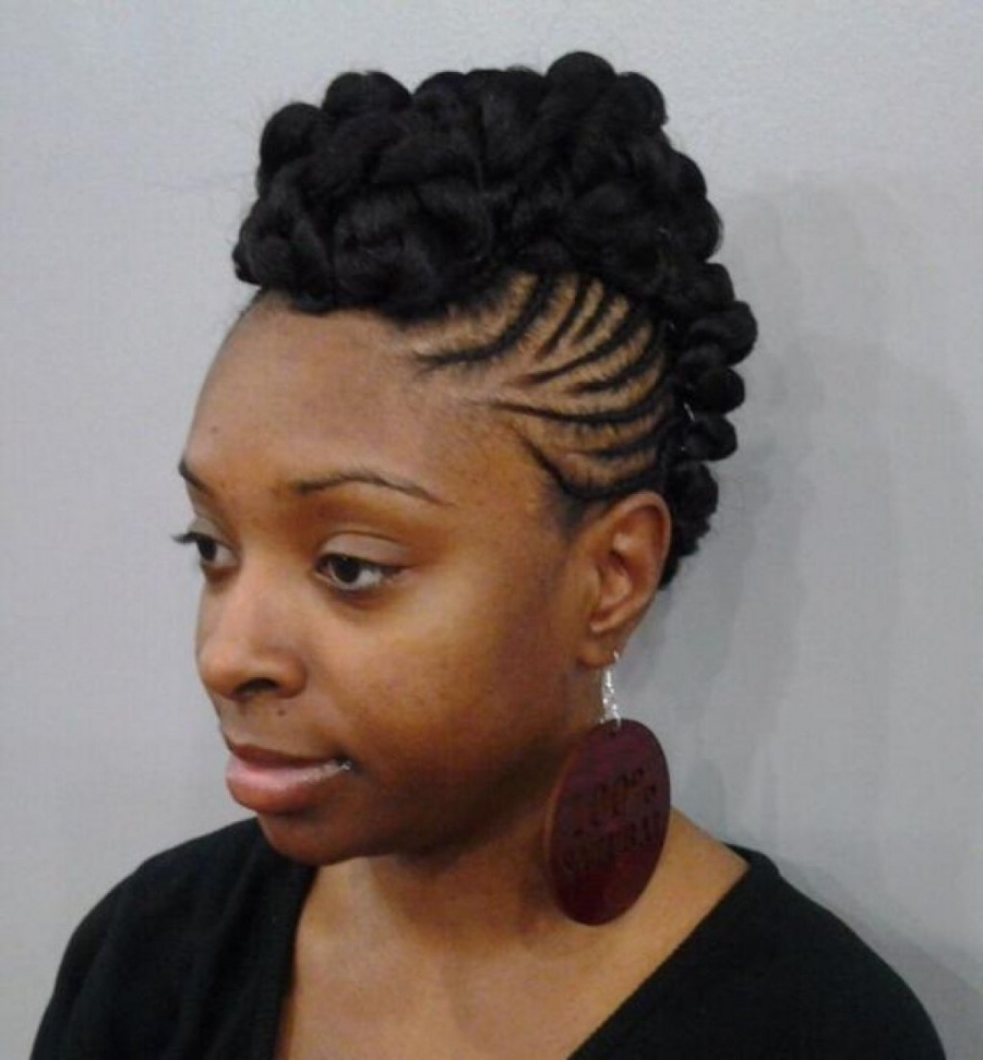Updo Black Braided Hairstyles Braids Hairstyles Black Women Black Intended For Well Known Updo Black Braided Hairstyles (View 13 of 15)