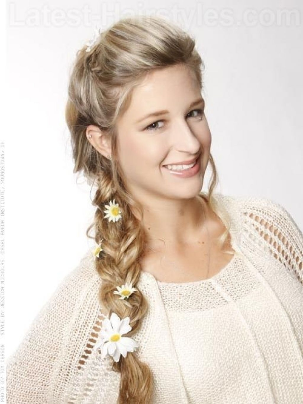 Vintage Quick And Easy Braided Hairstyles 37 Inspiration With Quick With Regard To Recent Braided Vintage Hairstyles (View 14 of 15)