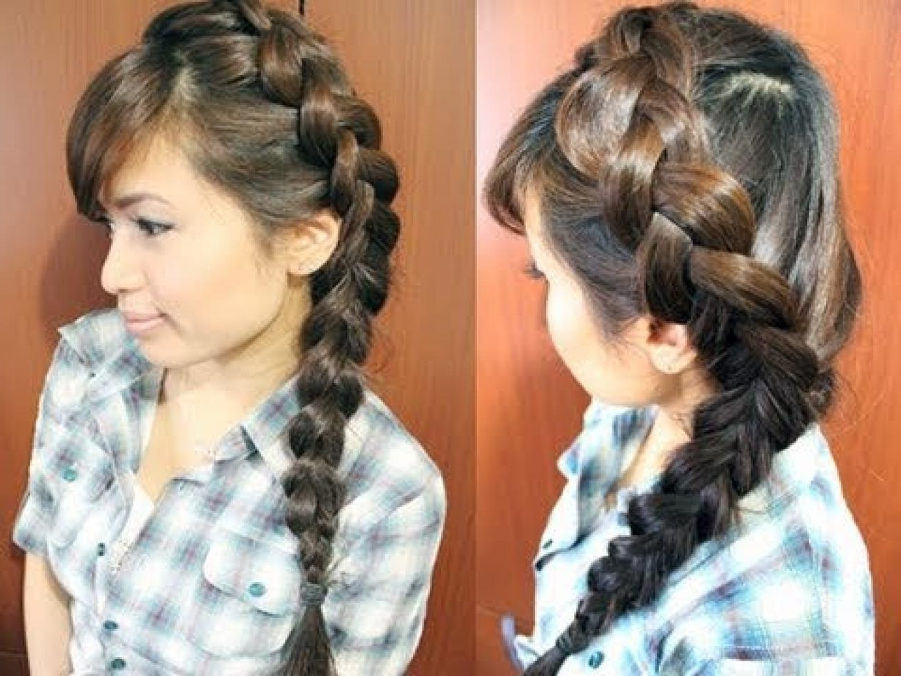 Weave Hairstyles For Long Hair – Hairstyle For Women & Man Within Preferred Braided Hairstyles For Long Hair (View 13 of 15)