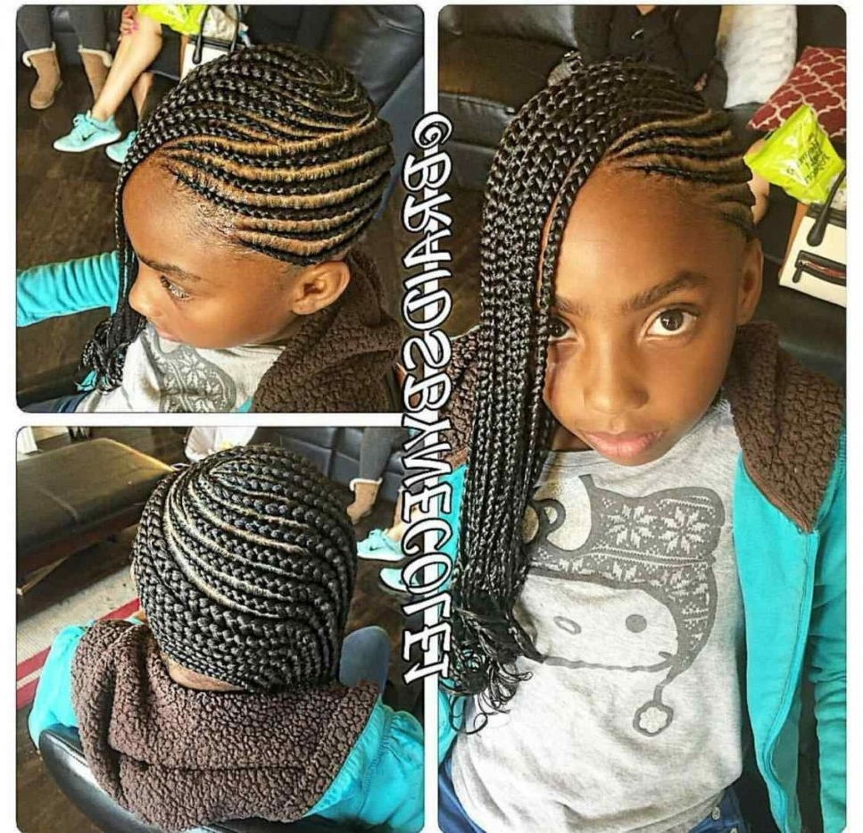 Well Known Braided Hairstyles With Beads Within Braided Hairstyles With Beads – 22 Simple Hairstyles That Look (Gallery 9 of 15)