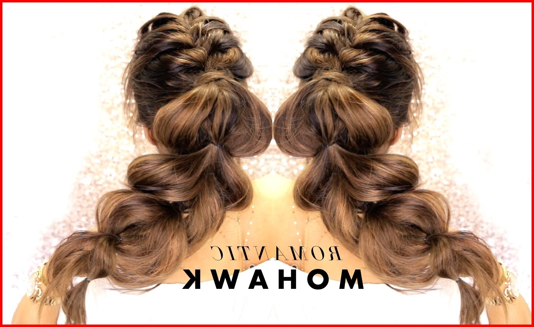 Well Known Medium Length Braided Hairstyles Regarding Medium Length Braided Hairstyles 95911 Easy Braided Hairstyles For (View 14 of 15)