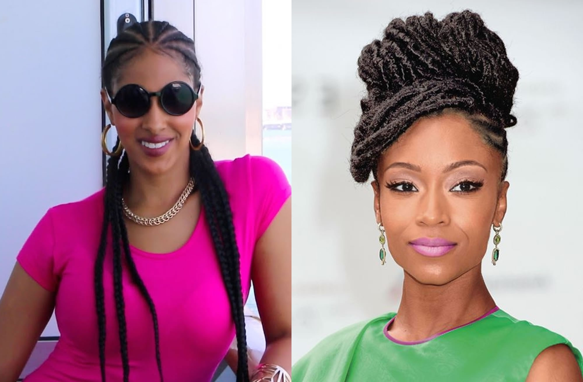 Well Liked Braided Hairstyles For Older Ladies Inside Best 30 Braided Hairstyles For Black Women 2018 2019 – Page 7 Of (View 9 of 15)