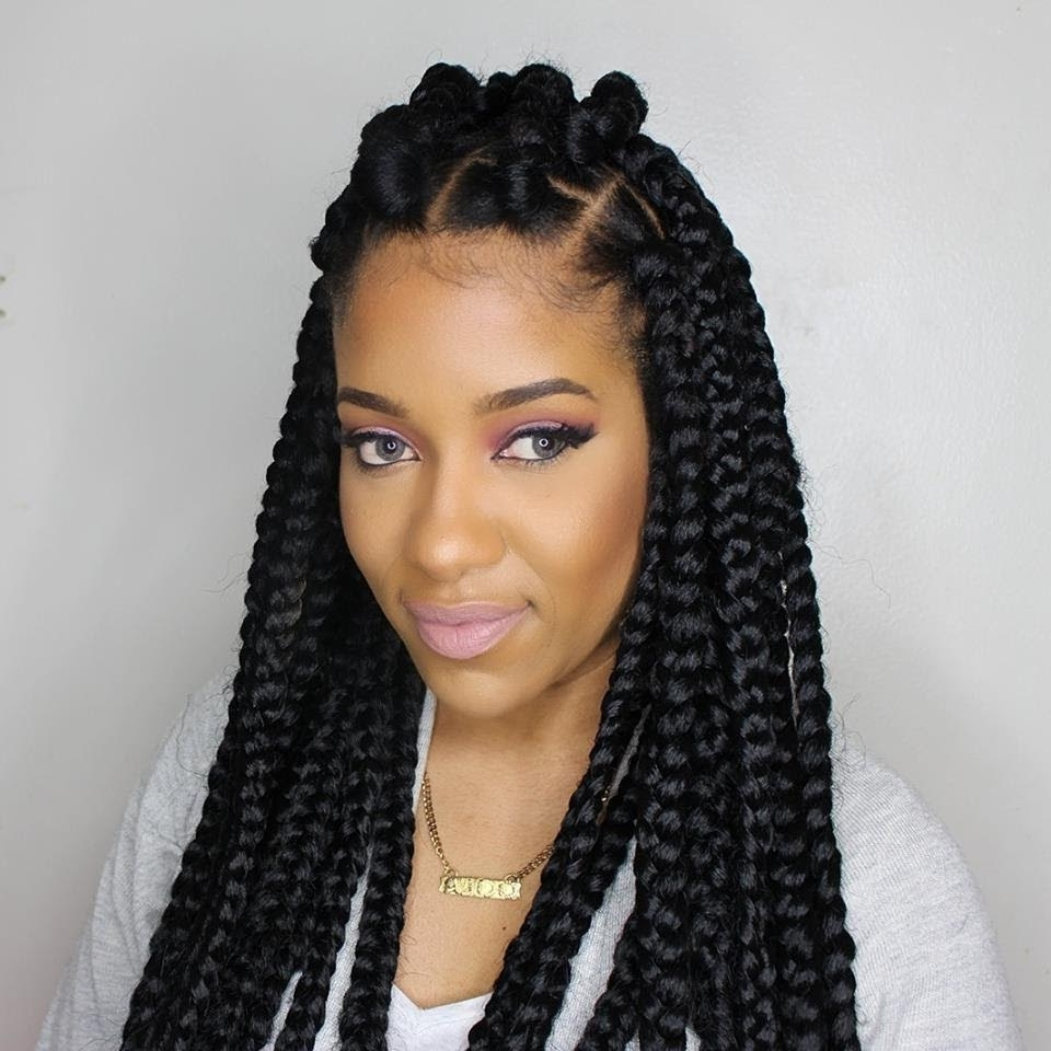 Well Liked Braided Hairstyles For Vacation Inside Celebrate Relaxed Hair – 4 Heatless Summer Hair Styles You Should Try (View 4 of 15)