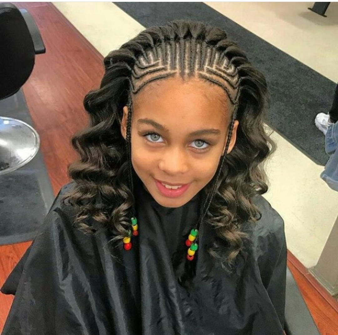 Well Liked Braided Hairstyles For Women Intended For 25 Gorgeous Braided Hair Ideas For Black Women (photos) – Blogit (View 8 of 15)