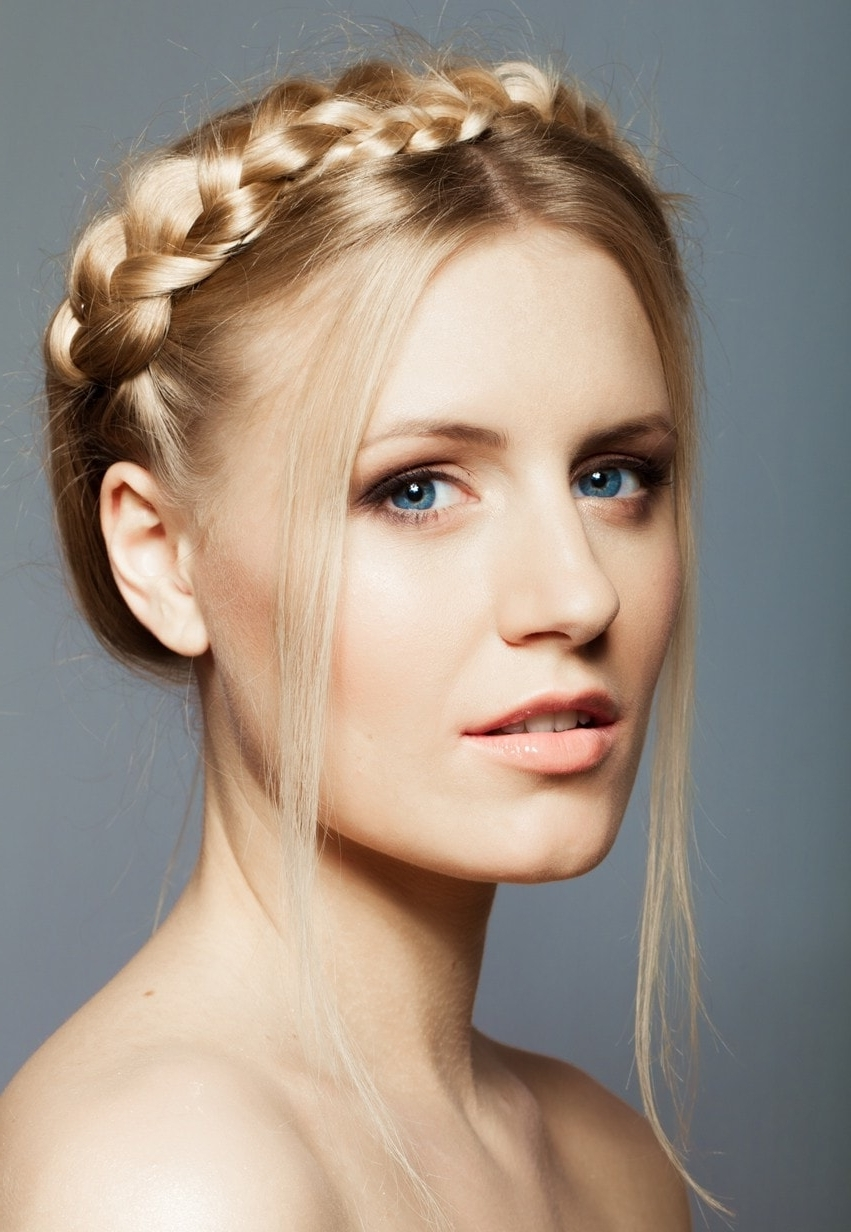 Widely Used Braided Greek Hairstyles In Greek Hairstyles: Our Favorite Modern Day Hair Ideas (View 4 of 15)