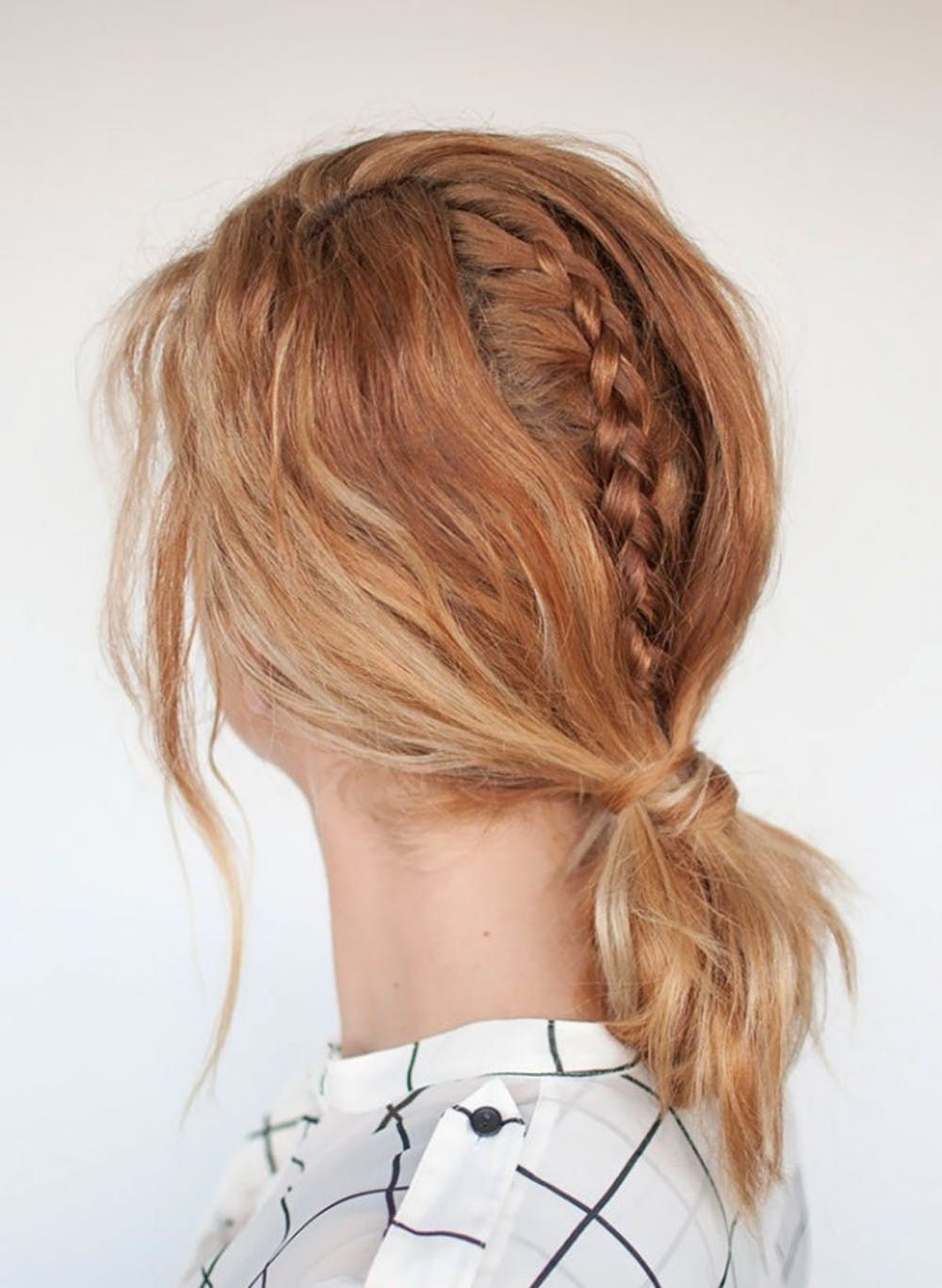 Widely Used Braided Lob Hairstyles Regarding 73 Bob And Lob Hairstyles That Will Make You Want Short Hair (View 14 of 15)