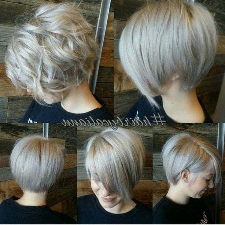 10 Trendy Short Hair Cuts For Women (View 11 of 15)