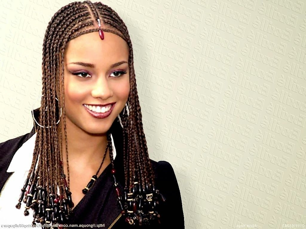 14 Fulani Braids Styles To Try Out Soon (View 1 of 15)