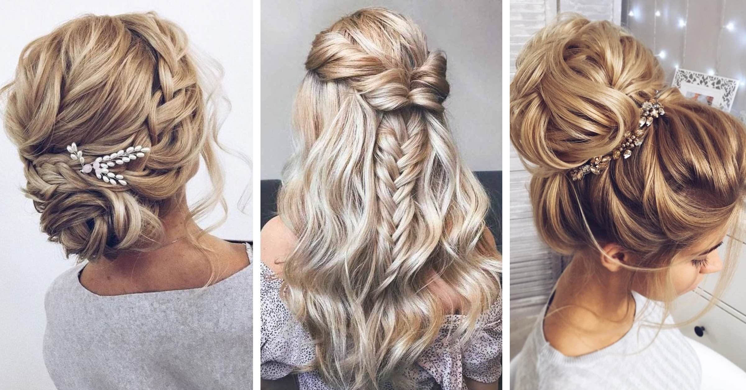 18 Special Occasion Hairstyles That Will Make You Enchant The Big Day! Intended For Most Up To Date Braids And Waves For Any Occasion (View 14 of 15)