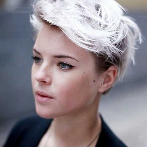 20 Short Cropped Haircuts (View 1 of 15)
