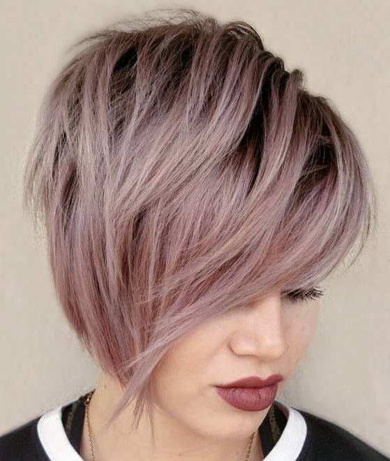 20 Wonderful Wedge Haircuts Within Widely Used Pixie Wedge Haircuts (View 6 of 15)