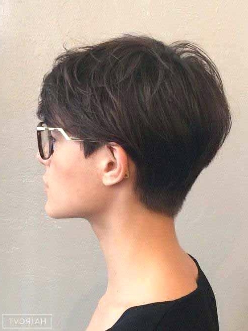 2017 Finely Chopped Pixie Haircuts For Thin Hair Pertaining To Short Haircuts For Fine Hair 2017 Short Pixie Haircuts For Fine Thin (View 4 of 15)