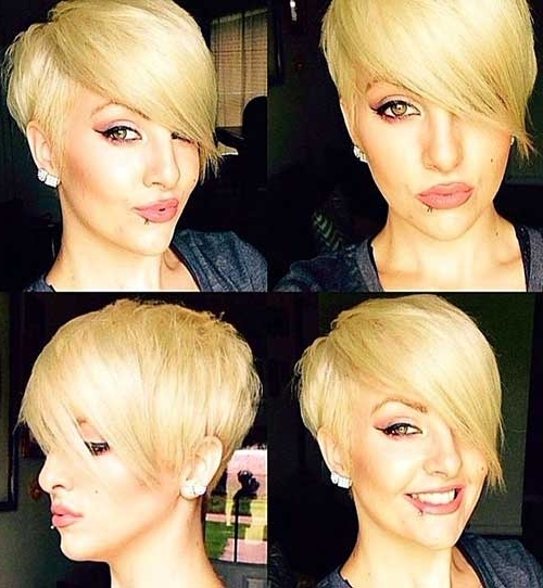 2018 Contemporary Pixie Haircuts Throughout Incredible Short Contemporary Haircuts (View 1 of 15)