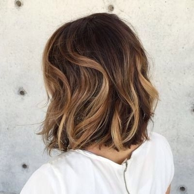 2018 Feathered Pixie Haircuts With Balayage Highlights Intended For Balayage Hairstyles For Short Length Hair (View 5 of 15)