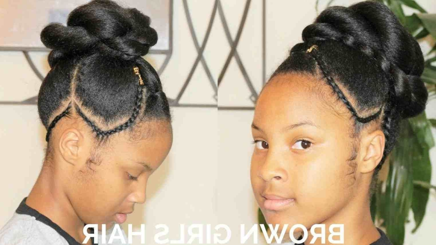 2018 Natural Cornrow Hairstyles Inside Hair Samantha How Black Natural Cornrow Hairstyles To Cornrow Or (View 1 of 15)