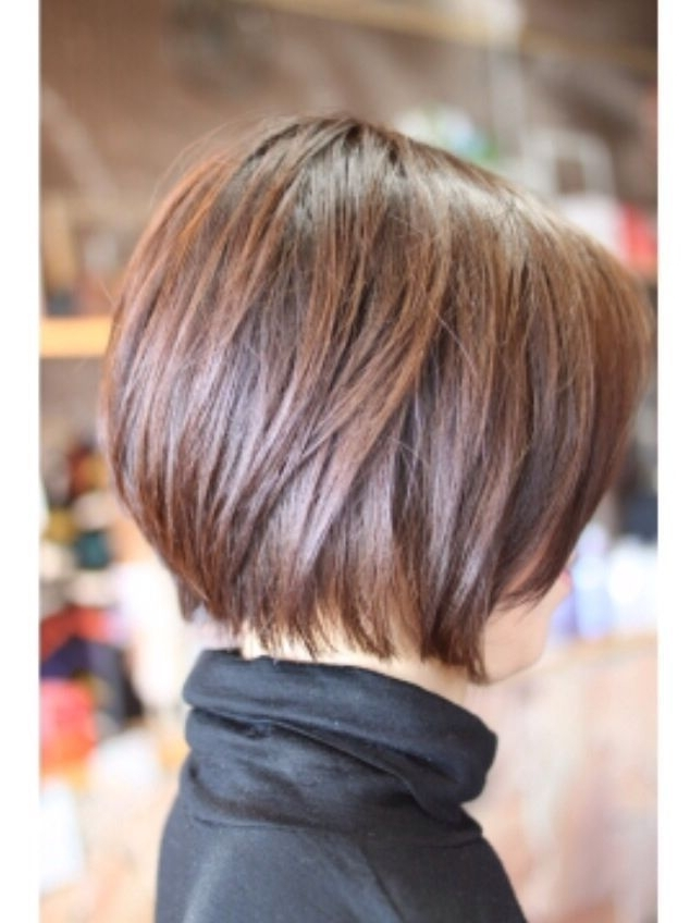 2018 Pastel And Ash Pixie Haircuts With Fused Layers With Regard To 30 Simple And Easy Hairstyles For Straight Hair (View 3 of 15)