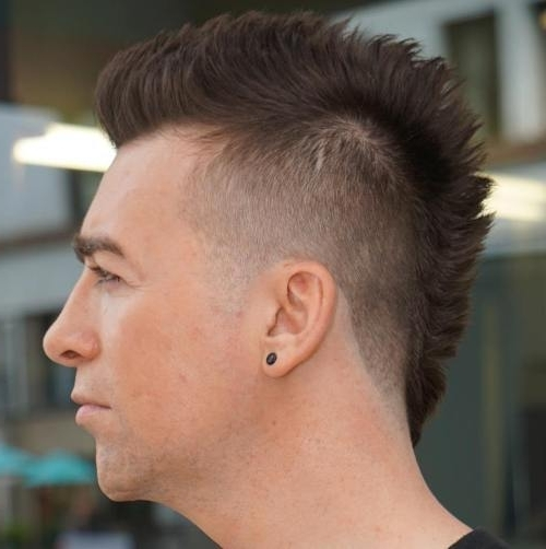 [%2018 Spiked Blonde Mohawk Haircuts With Regard To 25 Smartest Spiky Hairstyles For Guys [2018] – Cool Men's Hair|25 Smartest Spiky Hairstyles For Guys [2018] – Cool Men's Hair With Regard To Popular Spiked Blonde Mohawk Haircuts%] (View 1 of 15)