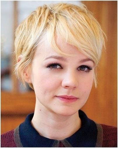 21 Easy Hairdos For Short Hair – Popular Haircuts With Regard To Well Known Soft Pixie Bob For Fine Hair (View 13 of 15)