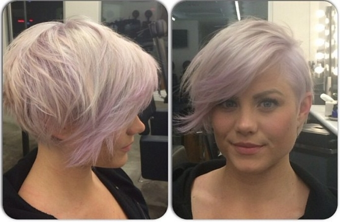 21 Stunning Long Pixie Cuts – Short Hair Ideas (View 2 of 15)