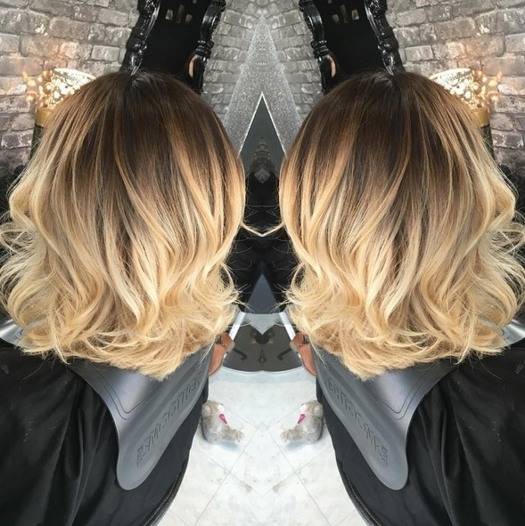 25 Cute Balayage Styles For Short Hair – Popular Haircuts Within Latest Shaggy Pixie Haircuts With Balayage Highlights (View 1 of 15)