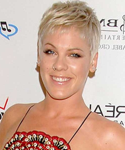 25 Short Pixie Cuts (View 4 of 15)