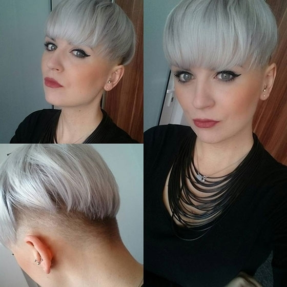 30 Short Hairstyles For Fine Hair With Regard To Trendy Soft Pixie Bob For Fine Hair (View 5 of 15)