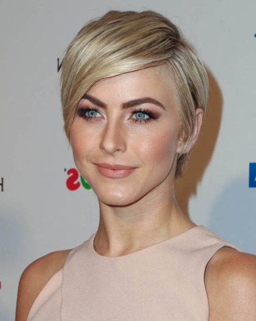 32 Most Exquisite Short Blonde Hairstyles For Women – Haircuts For Most Current Finely Chopped Buttery Blonde Pixie Haircuts (View 3 of 15)